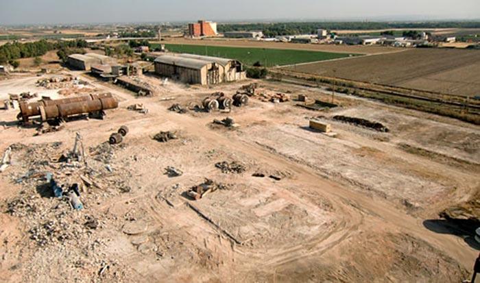 Bonifica siti contaminati, rimozione e smaltimento amianto e eternit