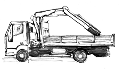 noleggio automezzi per demolizioni