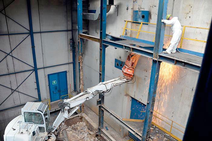 demolizione e costruzioni