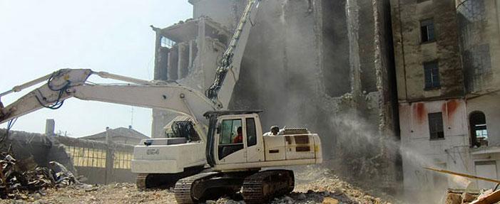 demolizioni industriali, civili e stradali